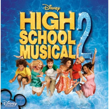 High School Musical 2 Soundtrack (CD)](Gabriella From High School Musical)
