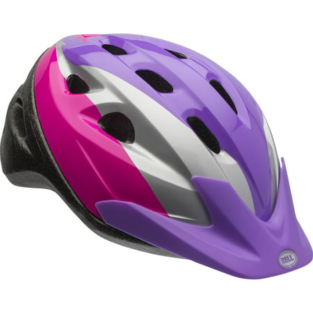 Bell Thalia Formula Women's Bike Helmet, Pink/Purple, Adult 14+ (54-58cm)