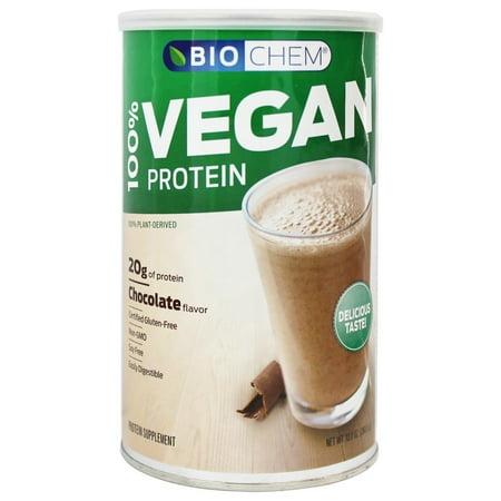 Vegan Protein Chocolate