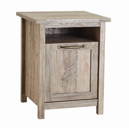 Better Homes Gardens Modern Farmhouse Side Table Rustic Gray Finish