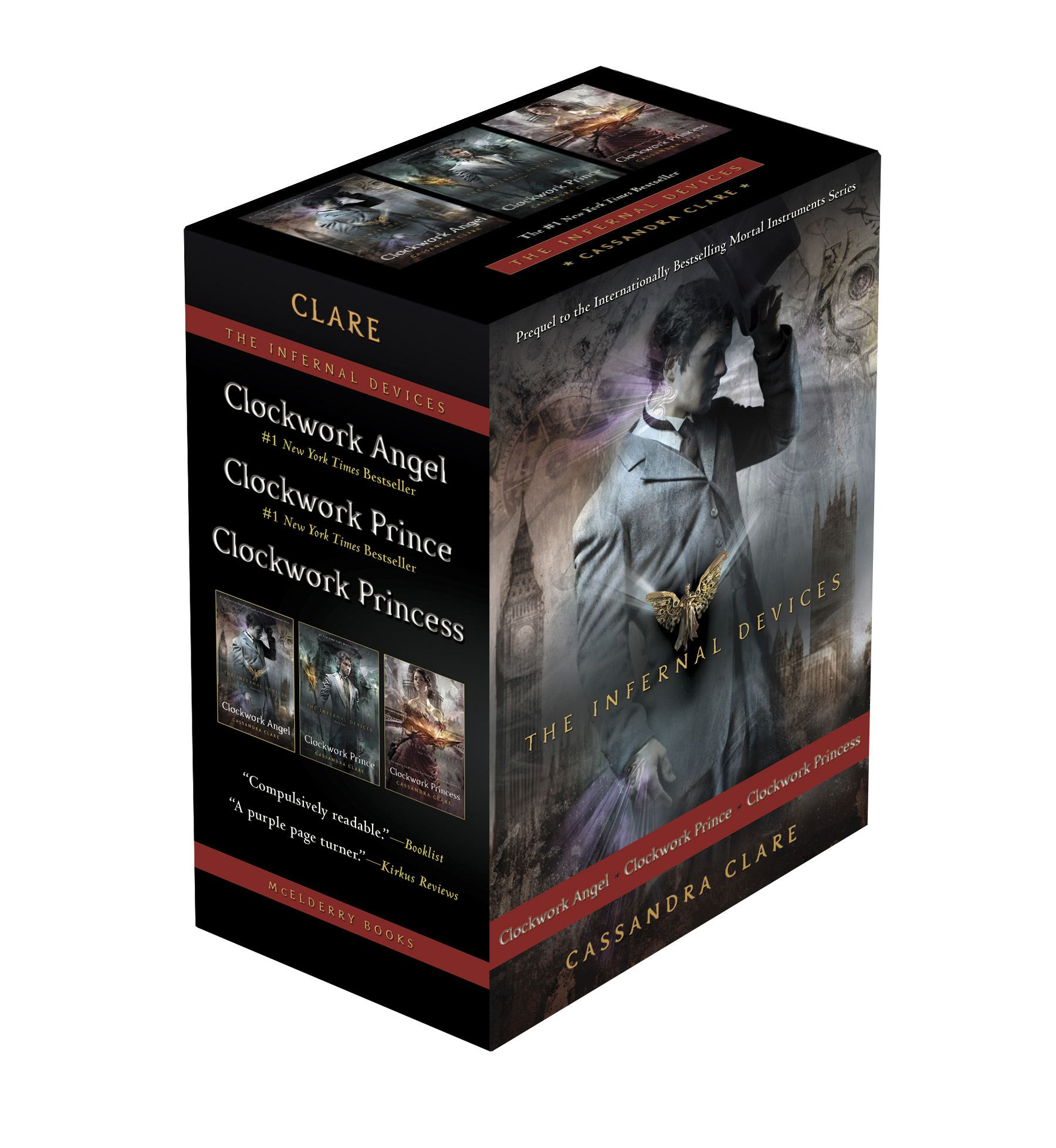 Infernal Devices: The Infernal Devices (Hardcover)