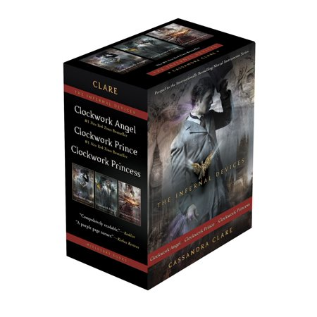 The Infernal Devices : Clockwork Angel; Clockwork Prince; Clockwork Princess](Prince Akeem)