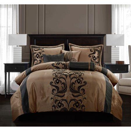 Nanshing Helda 7-Piece Bedding Comforter Set ()