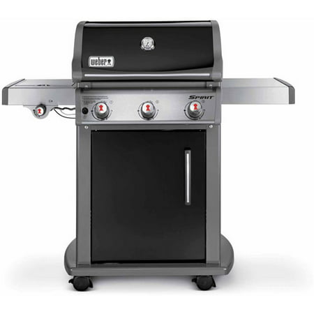 weber spirit e 320 lp gas grill black. Black Bedroom Furniture Sets. Home Design Ideas