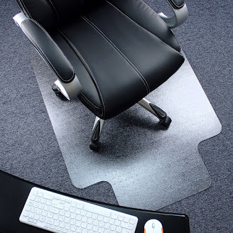 Ktaxon 36 X 48 Pvc Chair Mat Protector Floor Carpet Home Office