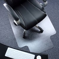 Product Image Ktaxon 36 X 48 Pvc Chair Mat Protector Floor Carpet Home Office Rolling