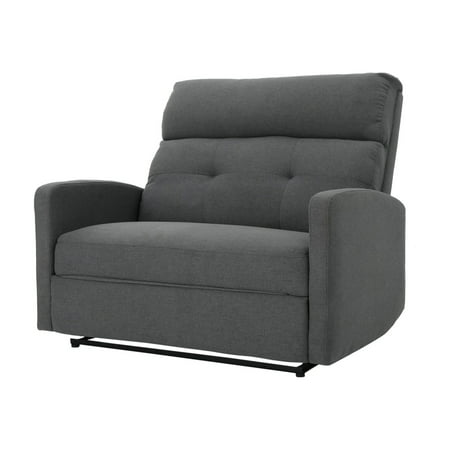 - Halima Tufted 2 Seater Recliner
