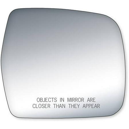 90120 - Fit System Passenger Side Mirror Glass, Toyota 4Runner 90-95, Toyota Pick-Up 89-95 (Door Mount)