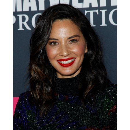 Olivia Munn At Arrivals For ShowtimeS Mayweather Vs Mcgregor Pre-Event Vip Party Red Carpet T-Mobile Arena Las Vegas Nv August 26 2017 Photo By JaEverett Collection Celebrity