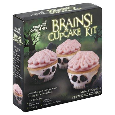 Brand Castle Crafty Cooking Kits Cupcake Kit, 11.5 oz