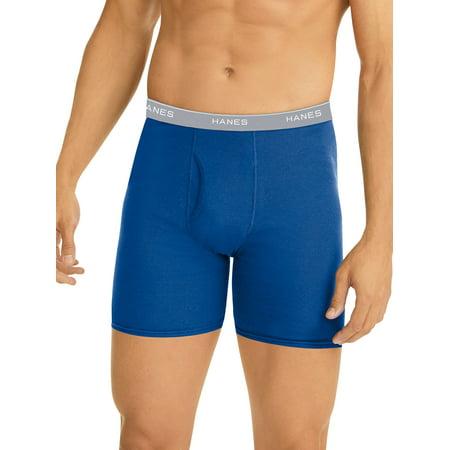 Men's Tagless Boxer Briefs, 6 pack