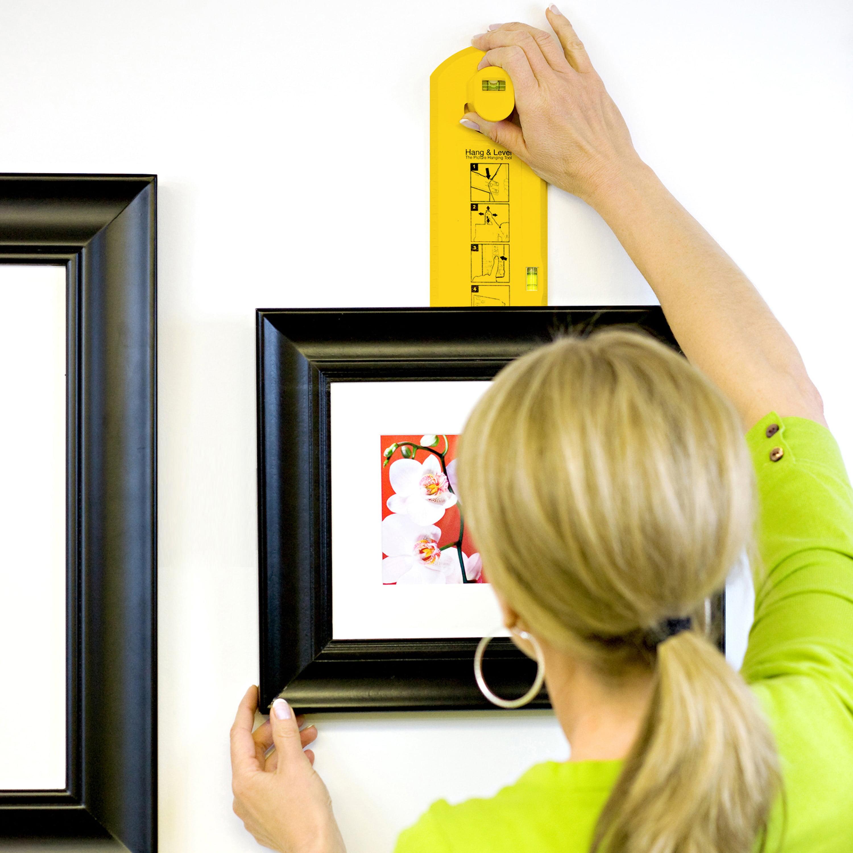 Hang & Level Picture Hanging Tool - Walmart.com