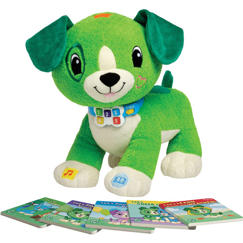 LeapFrog Read with Me Scout Toy by LeapFrog