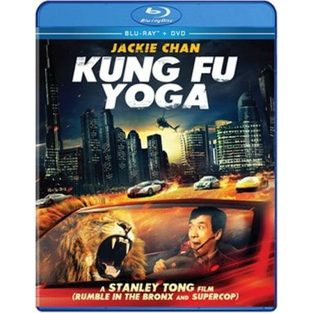 Kung Fu Yoga (Blu-ray)](Kung Fu Halloween)