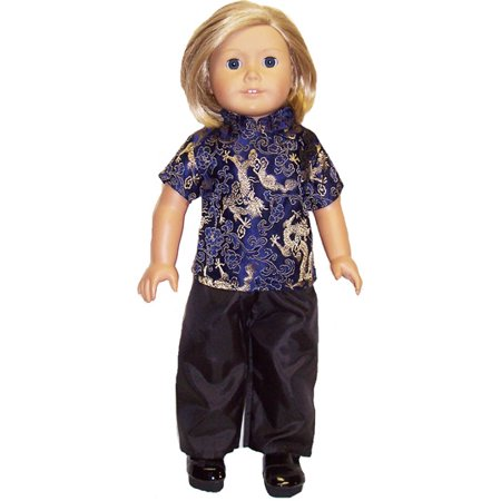 Designer Pant Suit For All 18 Inch Dolls ()