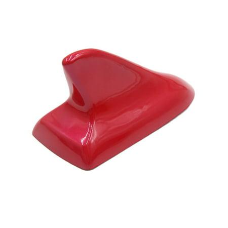 Auto Auto Universel Ailerons Requins Plastique Rouge antenne Toit antenne Décor - image 3 de 5