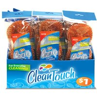 SCOURER COPPER CLEANING 3PK