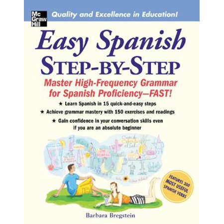 Easy Spanish Step-By-Step (Spain Spanish Check)