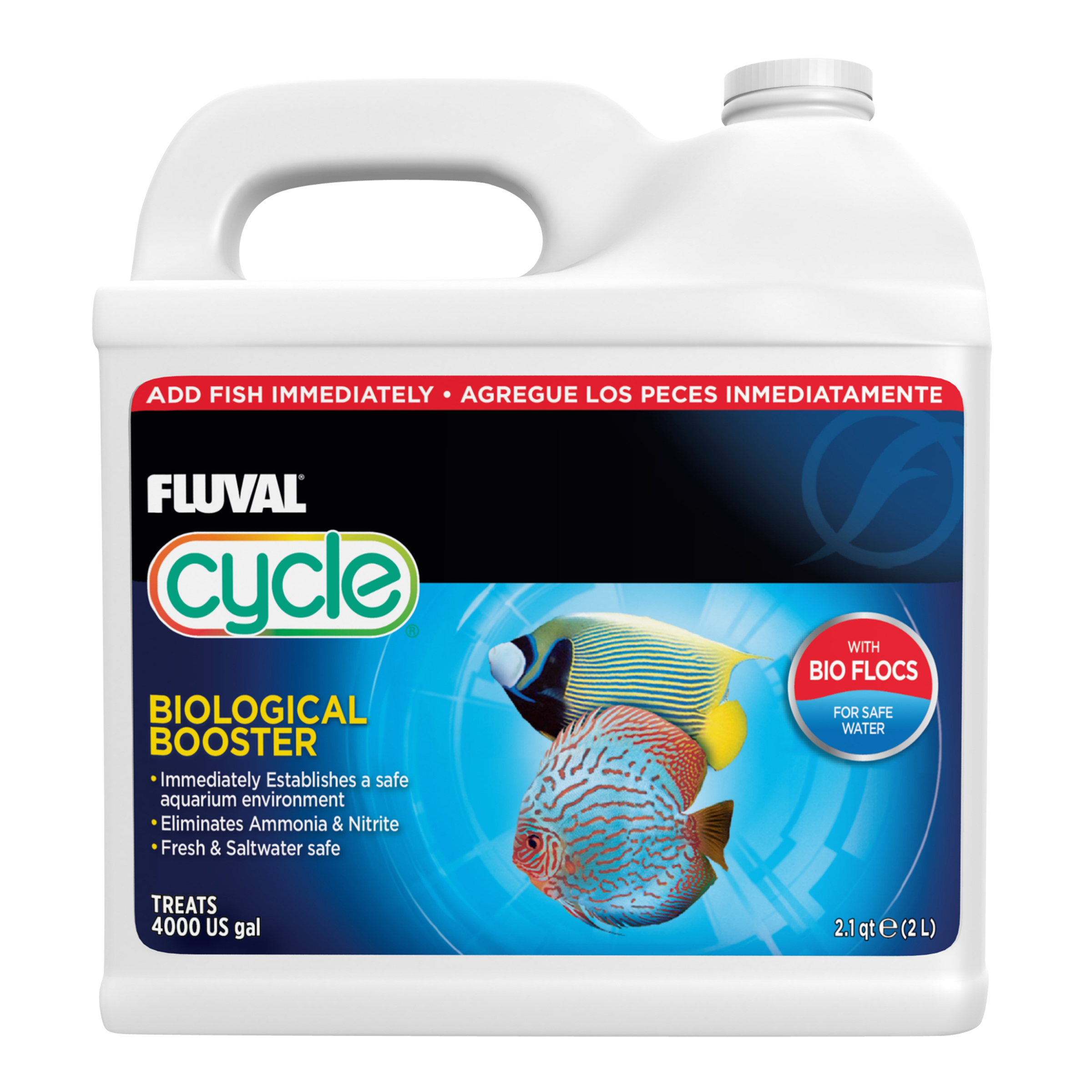 Fluval Biological Enhancer 2.1 Qt