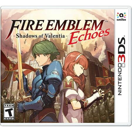 Fire Emblem Echoes: Shadows of Valentia, Nintendo, Nintendo 3DS, [Digital
