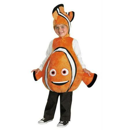 Nemo Deluxe - Nemo Homemade Costume