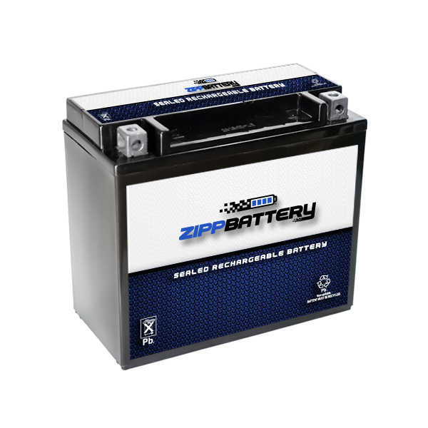 YTX20L-BS Replacement Battery for 2006 Kawasaki 1200 CC JT1200-A-B