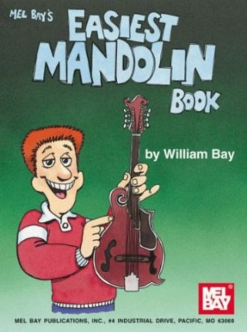 <span id=productTitle class=a-size-large>MelBay 178894 Easiest Mandolin Book Printed... by Mel Bay Publications, Inc