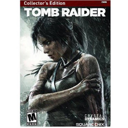 Tomb Raider Survival Collectors Edition, Square Enix, Digital