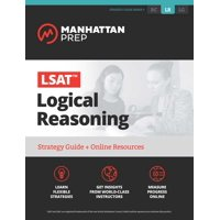 LSAT Logical Reasoning : Strategy Guide + Online Tracker