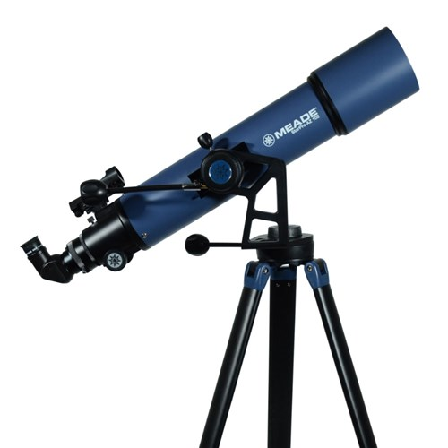 Meade Instruments 234004 STARPRO AZ 102MM Refractor Telescope