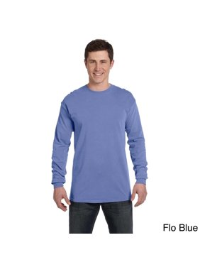 7bfee8c3 Product Image Comfort Colors Men's Ringspun Garment-dyed Long-sleeve T-shirt