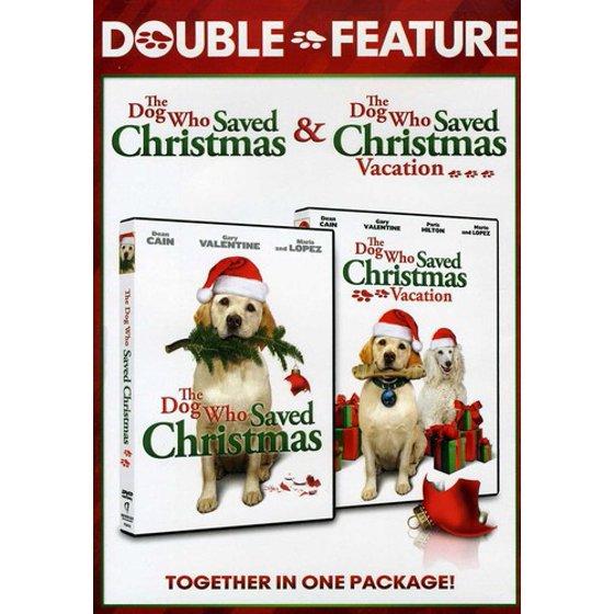 The Dog Who Saved Christmas.The Dog Who Saved Christmas Collection Dvd