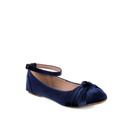 Steven West Mary Jane Women's Flats in Navy](Girls Navy Flats)