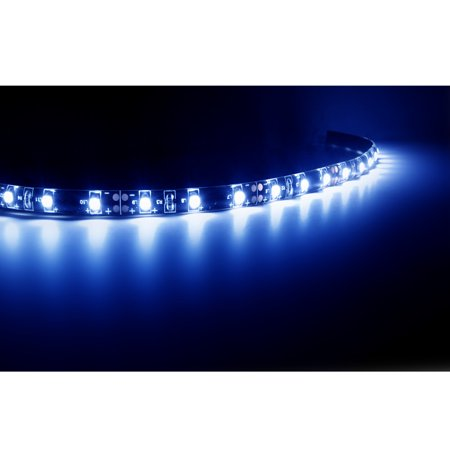 Dream Lighting 12v Led 72inch Flexible Strip Light Waterproof Decorative Fixture For Rv Campervan Trailer Boat Cabinet Decorating Under Car Body
