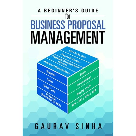 A Beginner's Guide for Business Proposal Management -