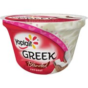 Yoplait® Greek Yogurt Coconut 5.3 oz Cup