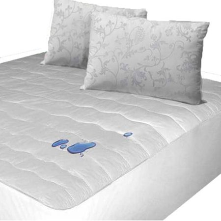 Waterproof Cotton Mattress Pad Twin Xl Walmart Com