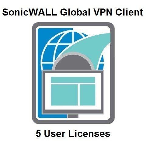 Sonicwall 01-SSC-5316 SonicWALL Global VPN Client Windows...