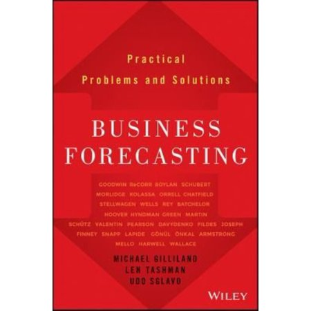 Business Forecasting  Practical Problems And Solutions