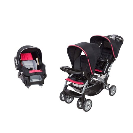 Baby Trend Double Sit N