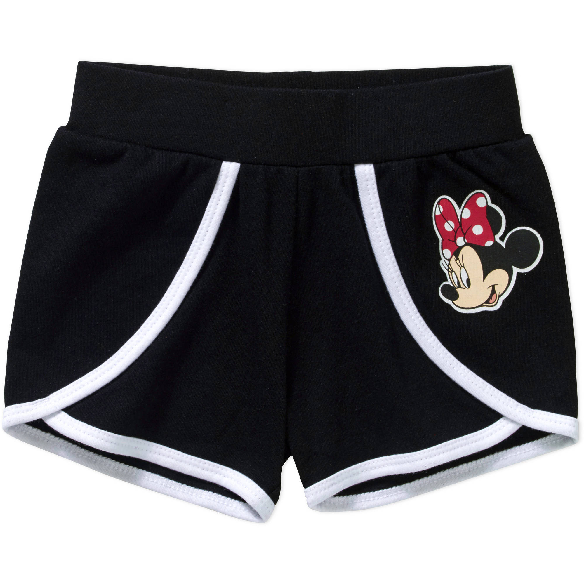 Minnie Mouse Baby Toddler Girl Shorts