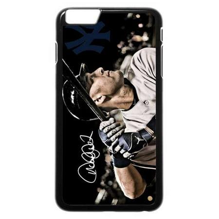Derek Jeter Batting iPhone 7 Plus Case