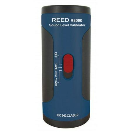 REED R8090 Sound Level Calibrator 114 Db Sound Calibrator