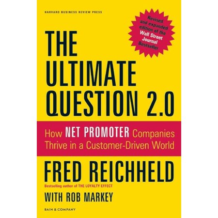 The Ultimate Question 2.0 (Hardcover)