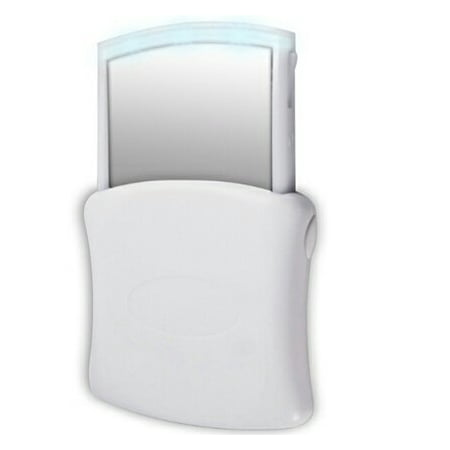 5x Compact Magnifying Mirror (Compact Double-Sided LED and 5x Magnification Mirror 2 Pack )