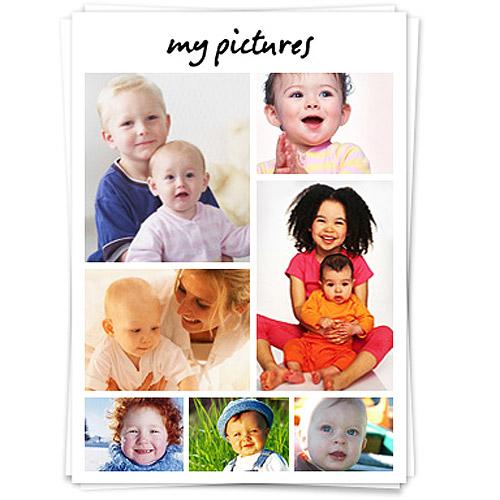 8x10 Collage Print