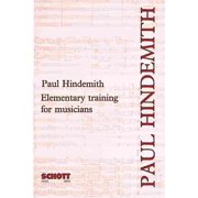 Elementary Training for Musicians (Paperback)