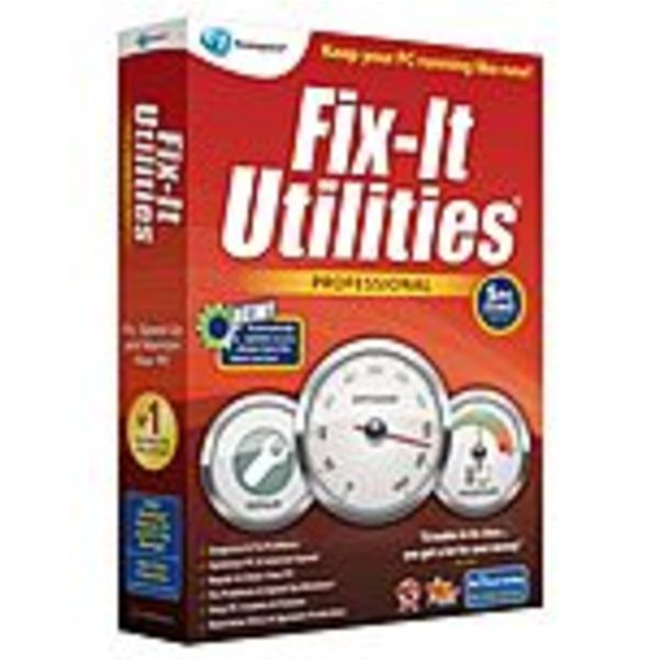 Avanquest 018059105386 Fix-It Utilities Professional 12 with Bonus Hotspot Shield Elite