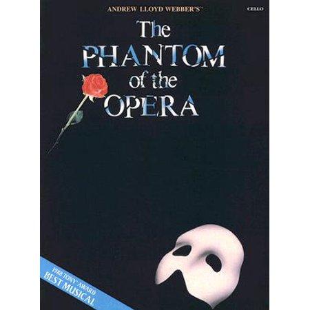 The Phantom of the Opera: Cello (Other)