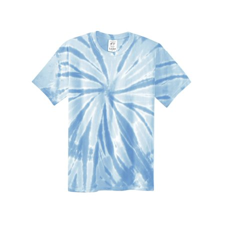 Gravity Threads Mens Tie-Dye Short-Sleeve T-Shirt (Halloween Tie Dye Shirt Ideas)